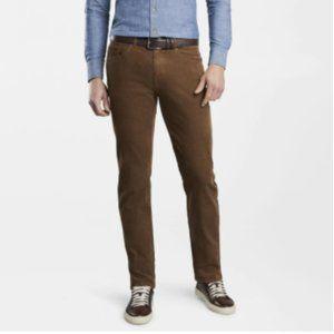 Peter Millar Superior Soft Corduroy 5-Pocket Pants